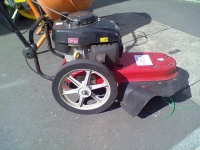 image of Heavy Duty Wheeled Strimmer